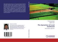 Capa do livro de The dynamics of rural livelihood
