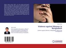 Bookcover of Violence against Women in Bangladesh