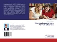 Couverture de Women's Empowerment Through Education