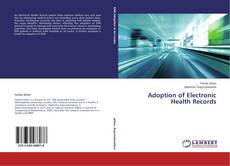 Buchcover von Adoption of Electronic Health Records