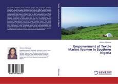 Portada del libro de Empowerment of Textile Market Women in Southern Nigeria
