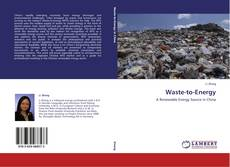 Bookcover of Waste-to-Energy