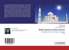 Portada del libro de Belief System of Heer Shrine