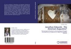 Обложка Jonathan Edwards - The American Augustine?