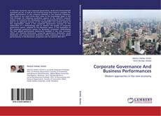 Bookcover of Corporate Governance And Business Performances