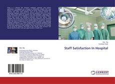 Bookcover of Staff Satisfaction In Hospital