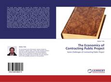 Buchcover von The Economics of Contracting Public Project