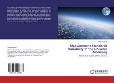 Bookcover of Measurement Standards Variability in the Universe Modeling