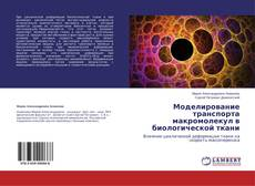 Couverture de Моделирование транспорта макромолекул в биологической ткани