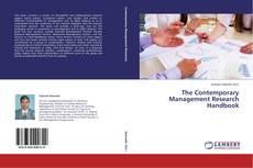 Couverture de The Contemporary Management Research Handbook