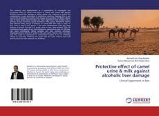 Portada del libro de Protective effect of camel urine & milk against alcoholic liver damage