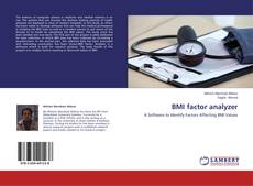 Bookcover of BMI factor analyzer