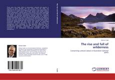The rise and fall of wilderness kitap kapağı