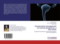 Copertina di Conservative management of cornual pregnancy: a case series
