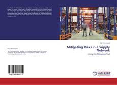 Mitigating Risks in a Supply Network kitap kapağı