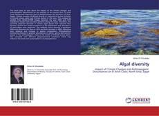 Bookcover of Algal diversity