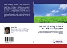 Bookcover of Genetic variability analysis of Field pea segregants