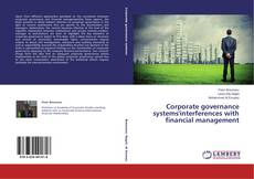Buchcover von Corporate governance systems'interferences with financial management