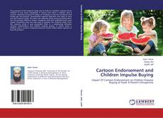 Buchcover von Cartoon Endorsement and Children Impulse Buying