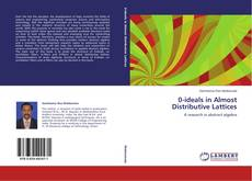 Portada del libro de 0-ideals in Almost Distributive Lattices