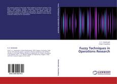 Обложка Fuzzy Techniques in Operations Research