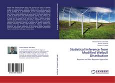 Capa do livro de Statistical Inference from Modified Weibull Distribution