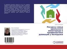 Ресурсы семьи уральского моногорода в профилактике девиаций у молодежи的封面