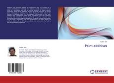 Bookcover of Paint additives