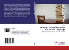 Borítókép a  Writing a Literature Review in a Second Language - hoz