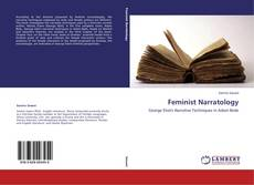 Capa do livro de Feminist Narratology