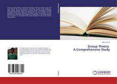 Bookcover of Group Theory A Comprehensive Study