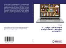 Buchcover von ICT usage and students study habits in Nigerian universities