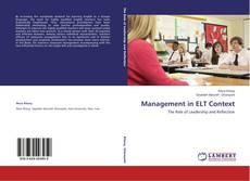 Borítókép a  Management in ELT Context - hoz