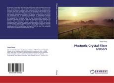 Couverture de Photonic Crystal Fiber sensors