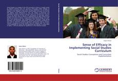 Bookcover of Sense of Efficacy in Implementing Social Studies Curriculum