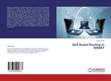 Capa do livro de QoS Based Routing in MANET
