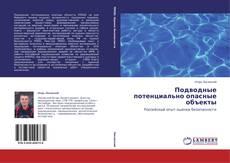 Portada del libro de Подводные потенциально опасные объекты