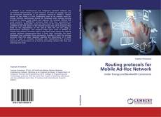 Capa do livro de Routing protocols for Mobile Ad-Hoc Network
