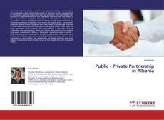 Buchcover von Public - Private Partnership in Albania