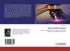 Bookcover of Gum Arabic Project