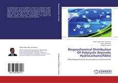 Обложка Biogeochemical Distribution Of Polycyclic Aromatic Hydrocarbons(PAHs)