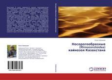 Носорогообразные (Rhinocerotoidea) кайнозоя Казахстана kitap kapağı