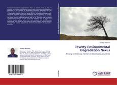 Poverty-Environmental Degradation Nexus的封面