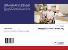 Traceability in food industry kitap kapağı