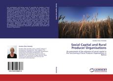 Bookcover of Social Capital and Rural Producer Organisations