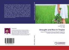 Bookcover of Drought and Rice in Tropics