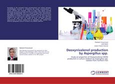 Bookcover of Deoxynivalenol production by Aspergillus spp.