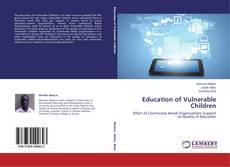 Buchcover von Education of Vulnerable Children