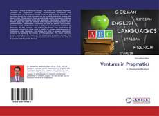 Ventures in Pragmatics kitap kapağı