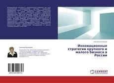 Обложка Инновационные стратегии крупного и малого бизнеса в России